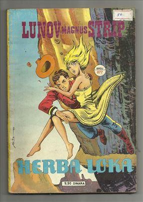 Kit Teler LMS 877 Herba Loka