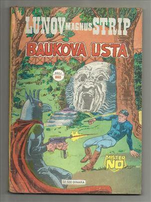 Mister No LMS 860 Baukova usta (2)