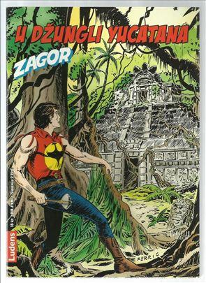 Zagor LU 159 U džungli Yucatana