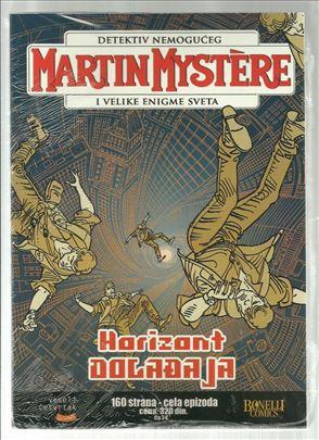 Martin Mystere VČ 33 Horizont događaja (celofan)