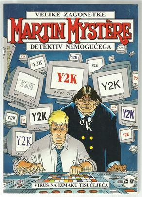 Martin Mystere SA 74 Virus na izmaku tisućljeća