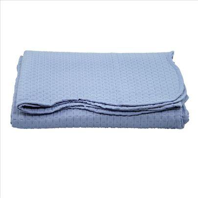 Prekrivač Punto 160x220 i 200x220 - Plava + 8 boja