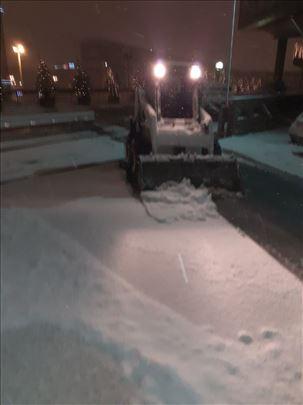 Zimska služba - čišćenje snega