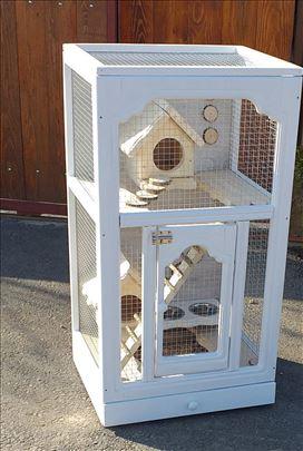Kavez za veverice i činčile
