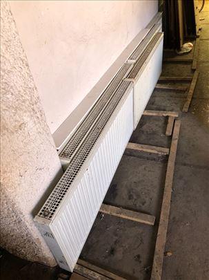 Radijatori Panelni+Cevi+Ventili