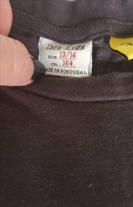 Zara majica dugi rukav ,13-14god