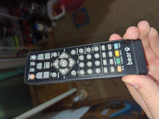 Bear daljinski DVB-T2