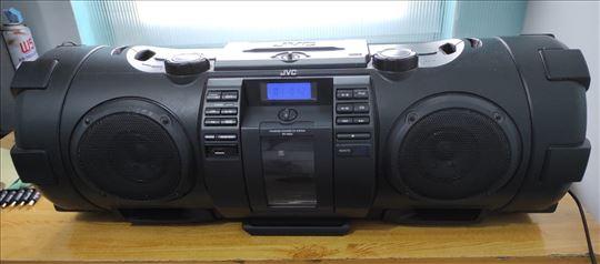 JVC BoomBlaster/CD,USB,radioIpod/ RV-NB52B subwoof