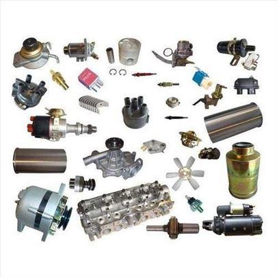 Delovi motora za bagere i gradjevinske masine