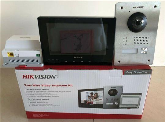 DS-KIS701 video interfon, NA DVE ŽICE, TOP PONUDA!