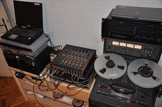 Presnimavanje audio kaseta