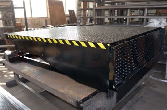 Pretovarne rampe AUSBAU-DL od proizvođača