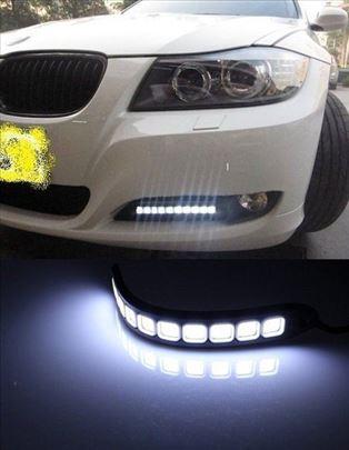 COB LED meka savitljiva dnevna svetla 26 cm x 2