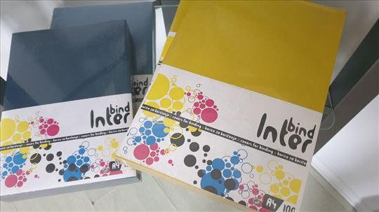 Karton u boji