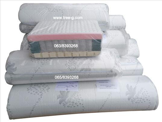 Dušeci za klasične krevete i za rasklopne mehanizm