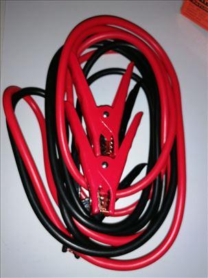 Kablovi za prespajanje od 500 A Kvalitetni Novo