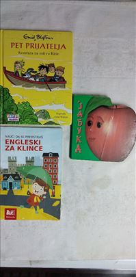 Knjige za decu, cena za kom.