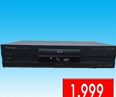 Pioneer DV 535 dvd player