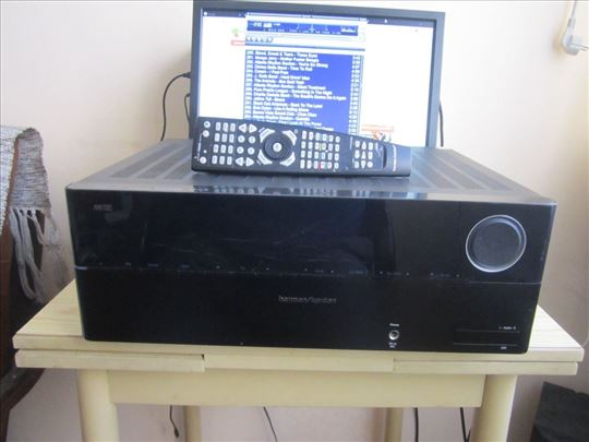 Harman Kardon AVR 170 - 5.1 risiver, 100W po kanal