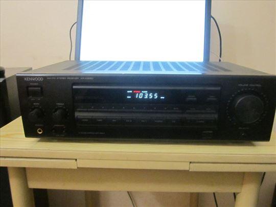 Kenwood KR-A3050 AV Stereo Receiver 2 x 55 W