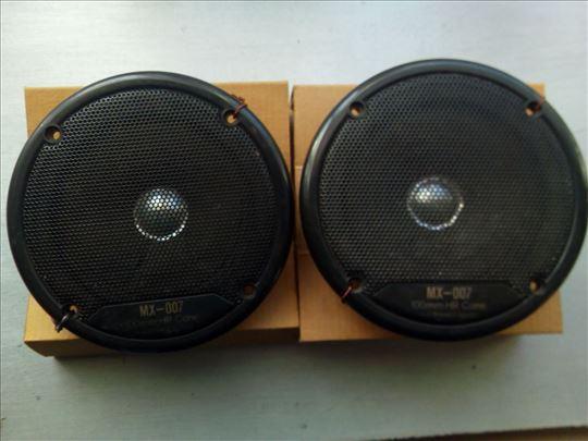 MX 007 japanski zvucnici 20 wati/2 x10 w 4 oma