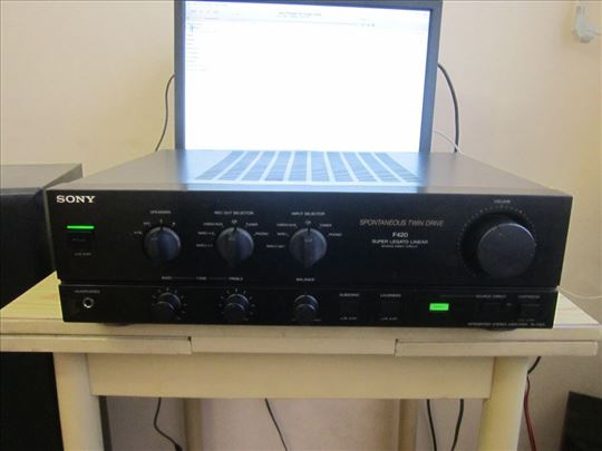 SONY Integrated Stereo Amplifier TA-F420A 2 x 70 W