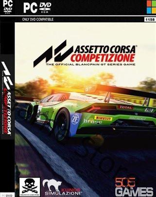 Assetto Corsa Competizione (2019) igra za računar