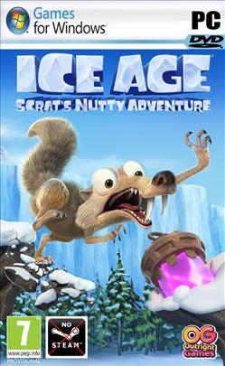Ice Age Scrats Nutty Adventure (2019) Igra za PC