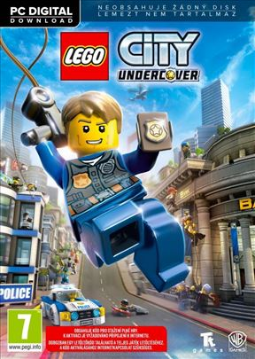 Lego City Undercover (2013) Igra za Računar