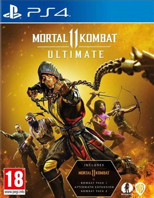 Mortal Kombat 11 Ultimate PS4 PS5