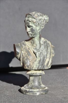 Rim statua boginje, bronza