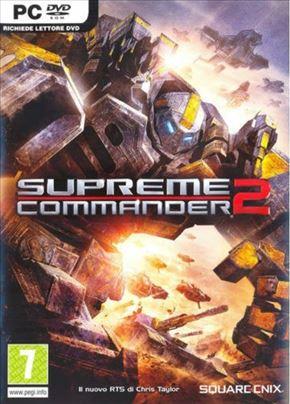 Supreme Commander 2 (2010) Igra za Računar