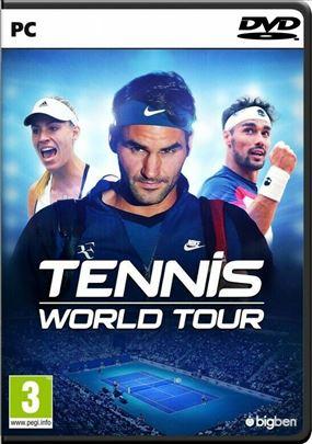 Tennis World Tour Roland Garros Edition (2018) PC