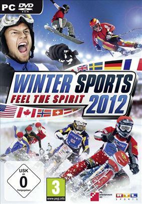 Winter Sports (2012) Igre za Računar