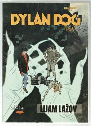 Dylan Dog VČ 55 Lijam lažov (celofan)