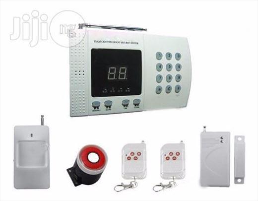 Bežični alarmni sistem sa GSM dojavom