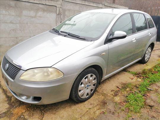 Fiat Croma soferka