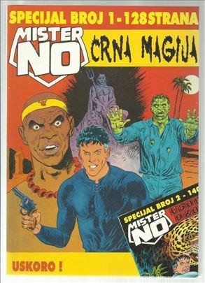 Mister No Pirat SPEC 1 Crna magija