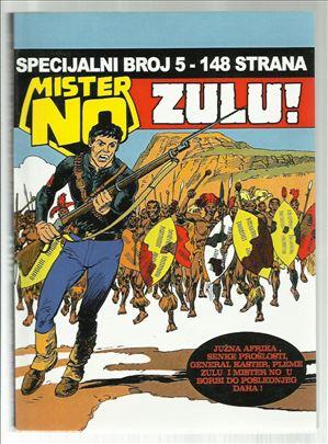 Mister No Pirat SPEC 5 Zulu!