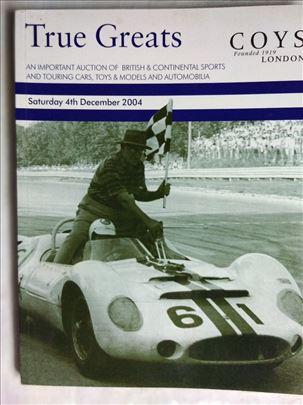 Knjiga: Znacajne aukcije o sportskim i turistickim