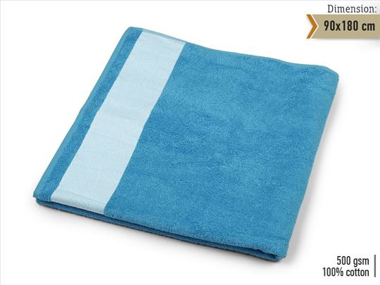 Peškir za pokrivanje 90x180 - 500g/m2, 4 boje