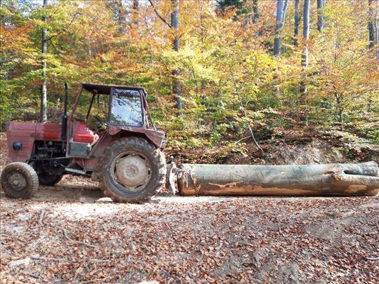 Uslužna seča šuma