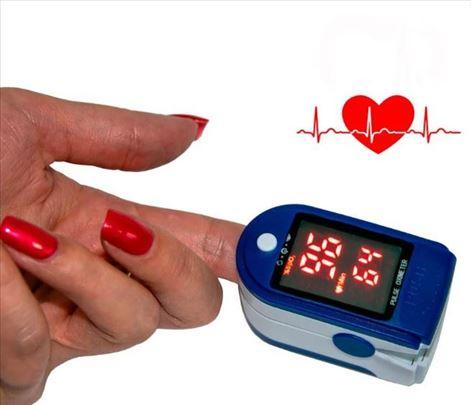 Digitalni pulsni oksimetar LK 87, SPO2, puls