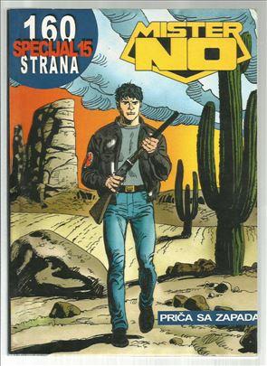 Mister NO Pirat SPEC 15 Priča sa Zapada