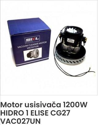 Motor za usisivač SKL,1200W Hidri 1 elisa VAC027UN