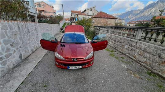 Peugeot 206 cc 2004