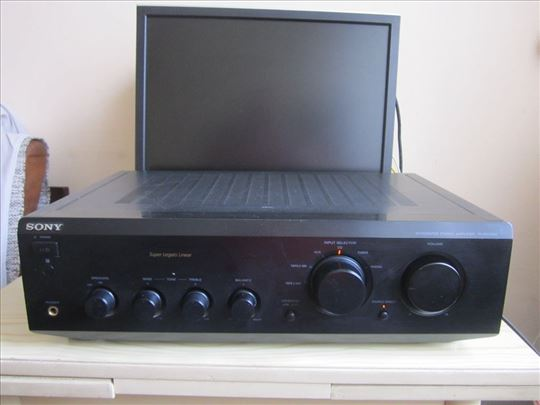 Sony TA-FE330R Integrated Stereo Amplifier 2 x 70