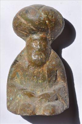 Turska, figurica sultana Sulejmana Velicanstvenog