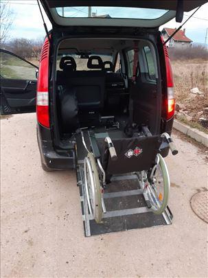 Prevoz invalida
