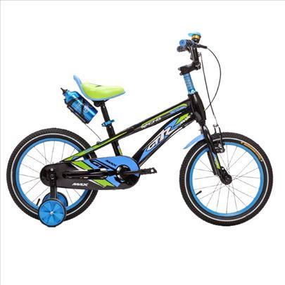 Bicikl GTR 16″- muski deciji bicikl